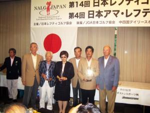 2007年第14回全日本四国優勝者