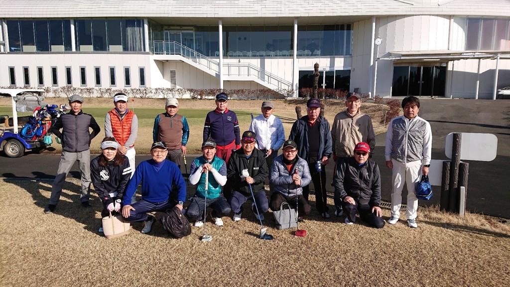 317霞ヶ浦国際ゴルフコース